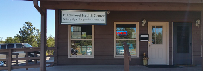 Chiropractic Colorado Springs CO Blackwood Health Center contact us